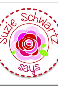 Suzie Schwartz Business Card Design